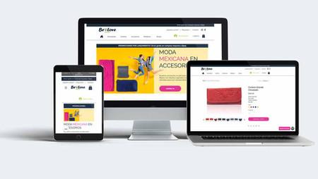 E-Commerce | Be & Love