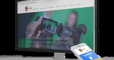 Sitio web   Instituto Oviedo
