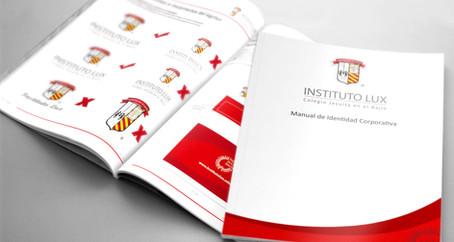 Identidad corporativa | Instituto Lux