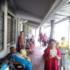 Greet Mothers by Handmade greetings card & Entertain at Jivan Asha orphanage,Vradsi Rd, Andheri West