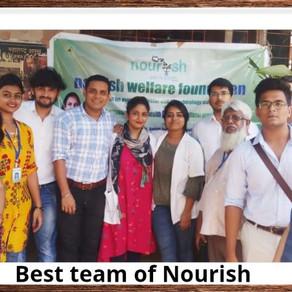 Free health check-up camp with free medicine at Kandivali Mumbai.