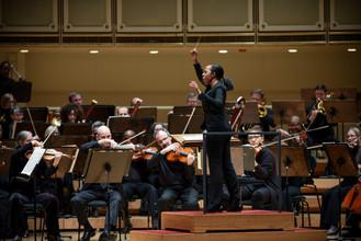 Symphony Center Action Shot