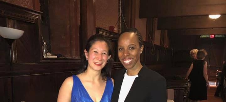 With Emily Uematsu