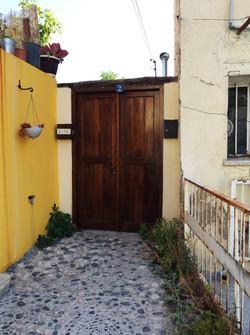 1 Outside gate