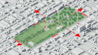 3d City Diagram,Ciculation Arrows.png