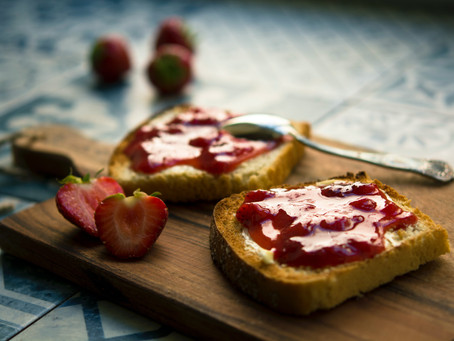 Es muss nicht immer Erdbeer-Konfitüre sein!