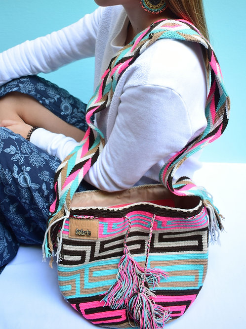 Mochila Wayuu Solarte