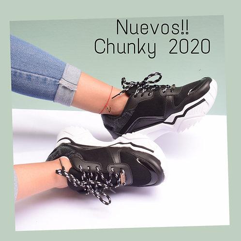 Chunky Negro 2020