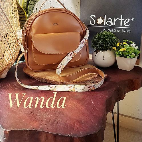 Morral y manos libres Wanda