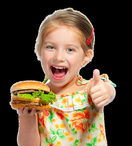png-transparent-girl-holding-hamburger-w