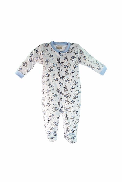 Pijama ositos y lunas