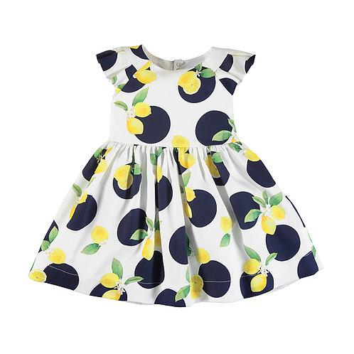 Vestido limones frontal