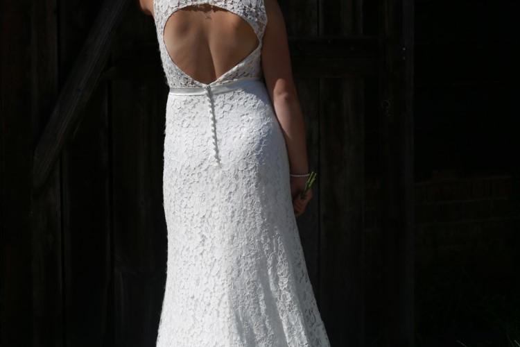 tatianna Lace Wedding Dress