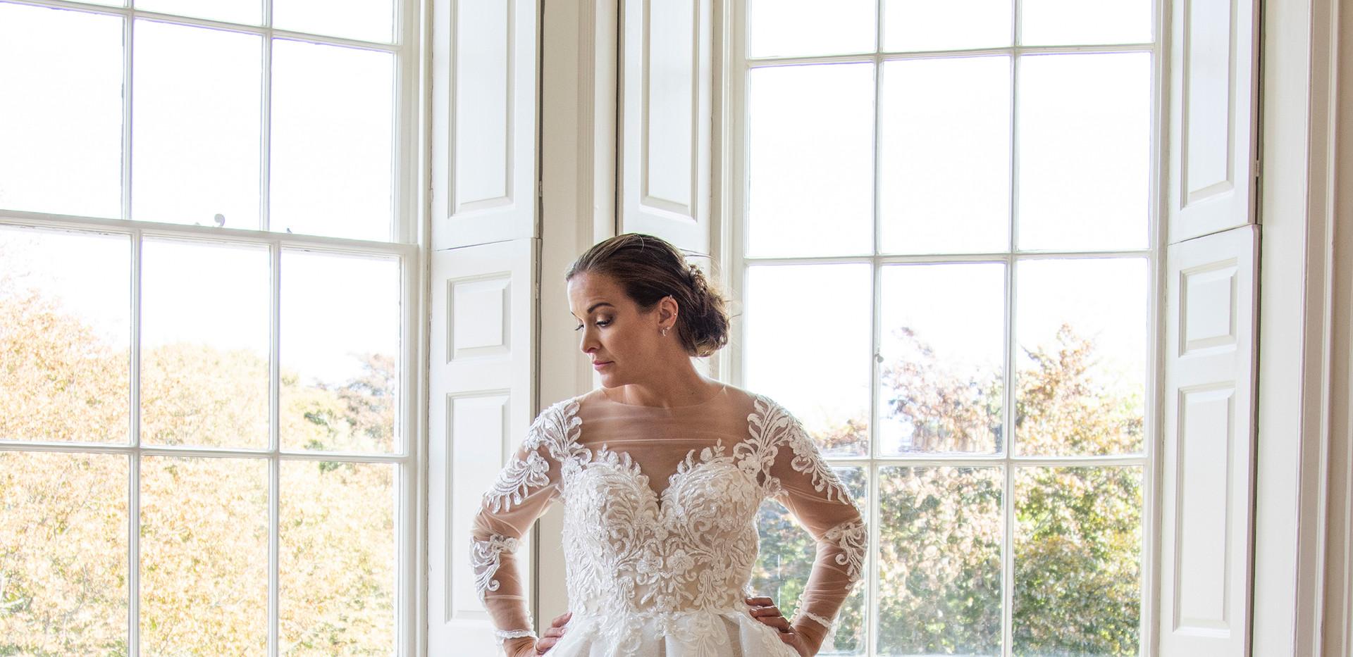 etienne wedding dress