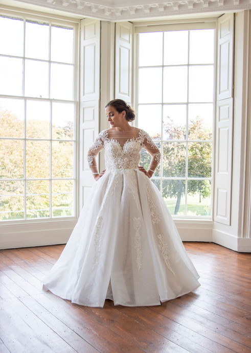etienne wedding dress