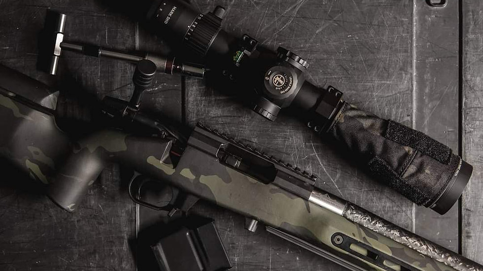 Leupold Mark5 HD 5-25 w/o SS