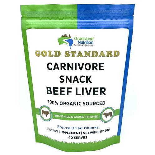 Beef Liver Snacks