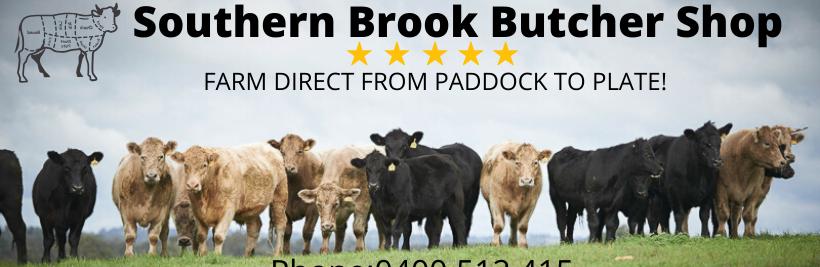 Southern Brook Butcher Shop