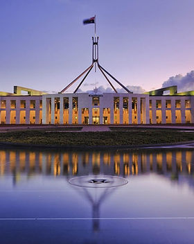 Canberra_ParliamentNight