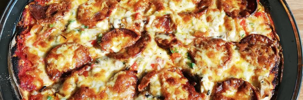 Antep Mangal Pizza