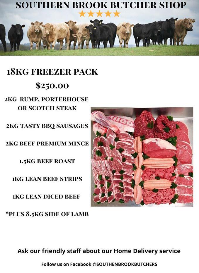 18Kg Freezer Pack