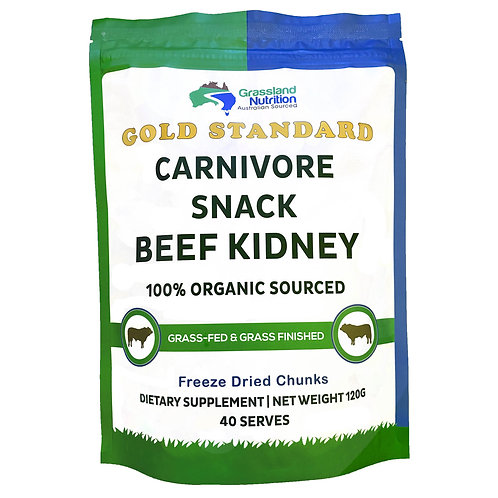 Beef Kidney Snacks