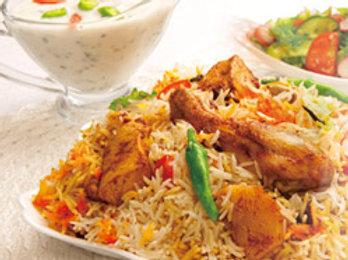 Coco's Chicken Dum Biriyani