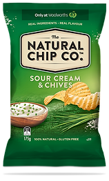 Natural Chip Co Potato