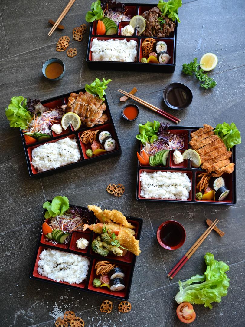 Halal Bento Box Meals