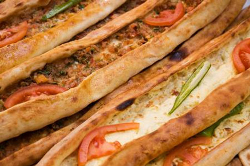 Pide & Borek's - Cheese and Egg/Vegie