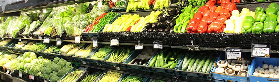 Poultry N More Fresh Vegetables