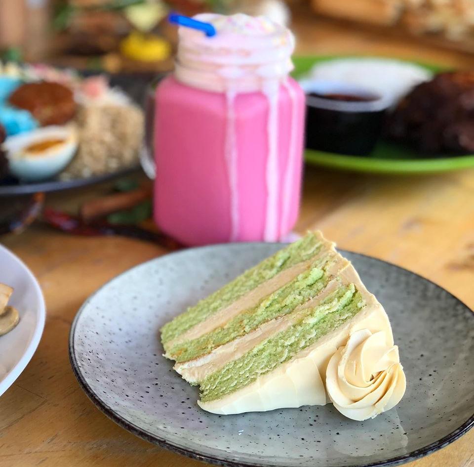 Pandan Gula Melaka cake.jpg