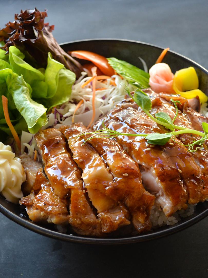 Halal Chicken Teriyaki
