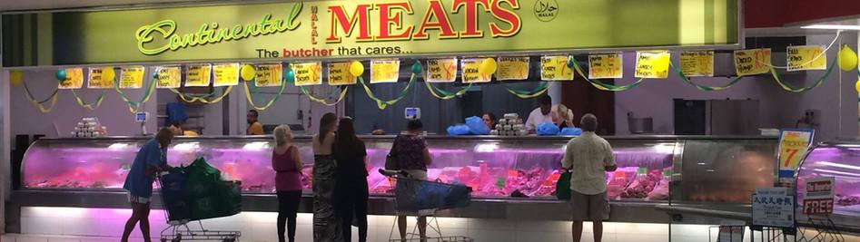 Continental Meats Logan