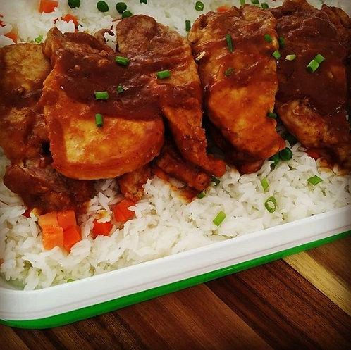 La boîte-repas asiatique (format familial)
