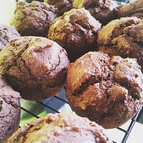 "La ""muffin top"" - double chocolat (6)"