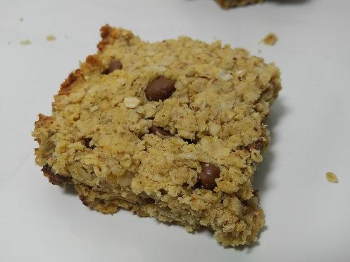 La p'tite vite - Barres déjeuner protéinées aux pépites de chocolat (6)