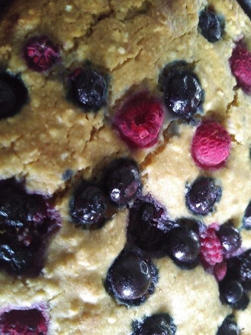 La récolte - Gâteaux aux petits fruits (6)