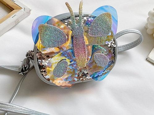 Butterfly Cross Body Purse