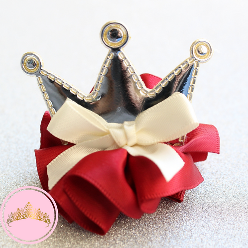 Mini Tiara Hairclip