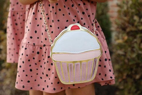 Cupcake Crossbody Bag