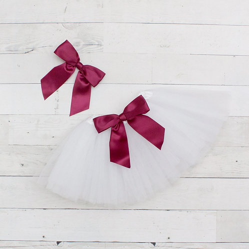 Deep Purple Petite Princess Tutu and Headband