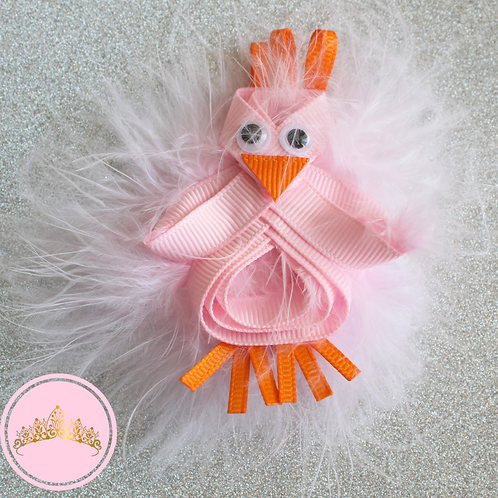 Chick Hair Clip