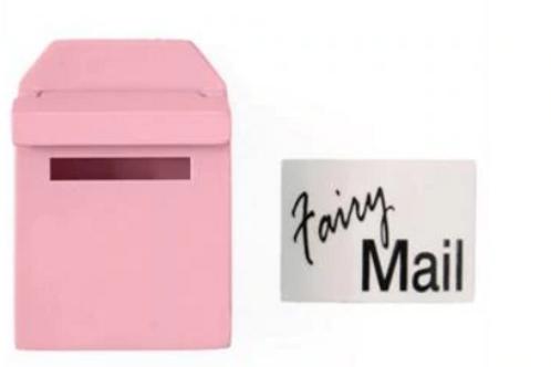 Princess Fairy Mail Box