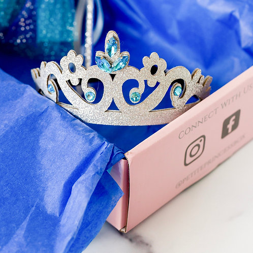 Frozen Inspired Princess Tiara