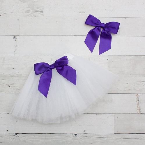 Purple Petite Princess Tutu and Headband