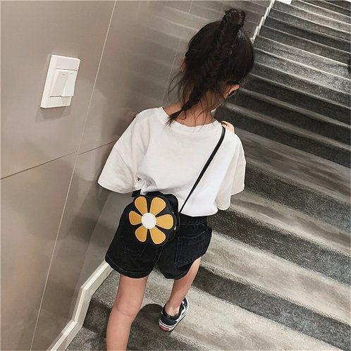 Sunflower Crossbody Bag