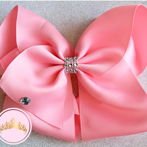 Extra Large Pink Bow