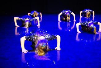 showdance danswedstrijd