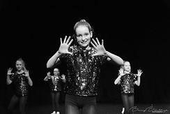 showdance dans wedstrijd team